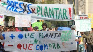 Marcha de la Marihuana de mayo de 2016.