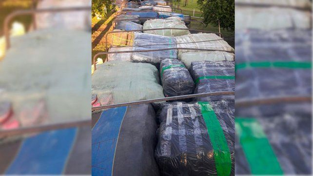 Secuestraron mercadería valuada en más de tres millones de pesos