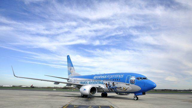 La selección argentina quiere tener un avión exclusivo tras la tragedia del Chapecoense
