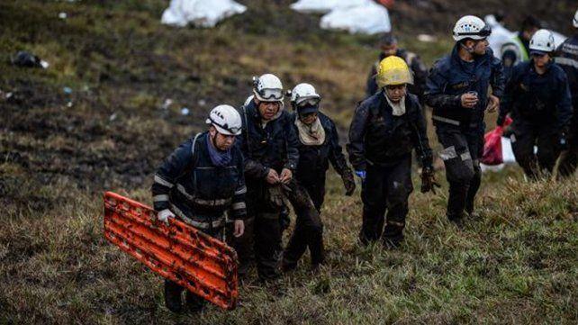 El crudo relato de los rescatistas sobre cómo encontraron a los sobrevivientes