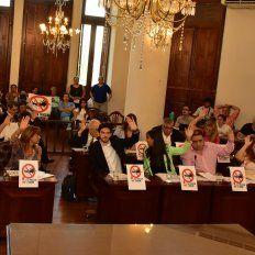Prohibieron por ordenanza la circulación a tracción a sangre en Paraná
