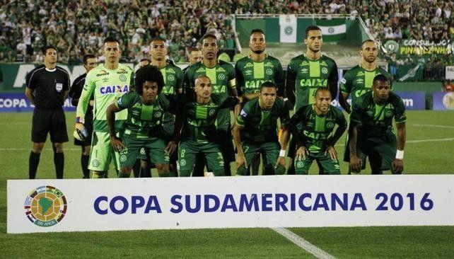 En Brasil dan campeón a Chapecoense