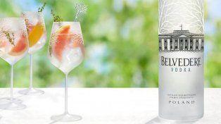 Belvedere Vodka celebra lo natural con el lanzamiento de una colección de cócteles naturales