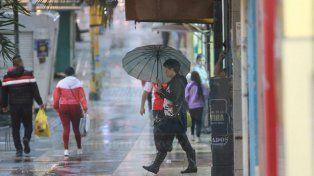 Jornada con probabilidad de lluvias y tormentas con una máxima de 31 grados