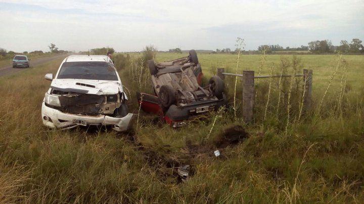 Un hombre murió en un accidente de tránsito en Villa Elisa