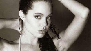 19 increíbles imágenes de Angelina Jolie cuando tenía 15 años