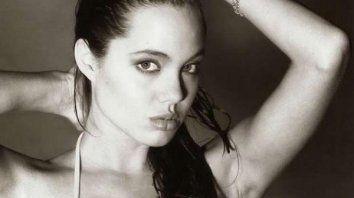 19 increibles imagenes de angelina jolie cuando tenia 15 anos