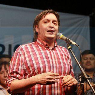 Máximo Kirchner en Paraná: No venían por ella, venían por los trabajadores