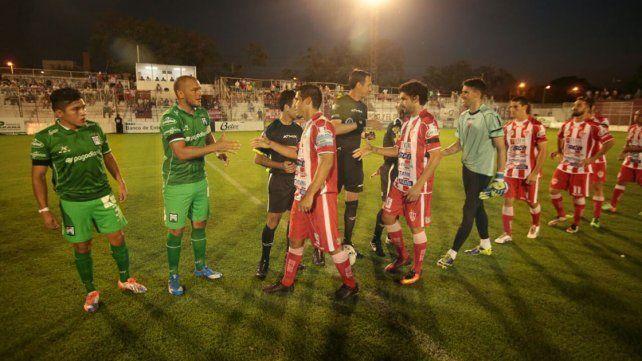 Ferro 0 vs Atlético Paraná 0