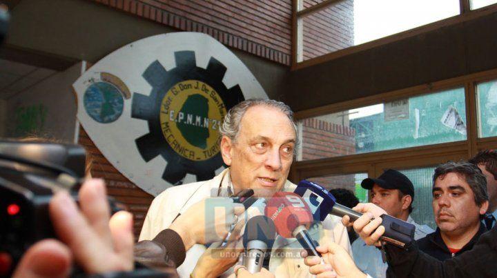 El Flaco publicó en Twitter su opinión sobre la final del TC. Foto UNO Archivo.