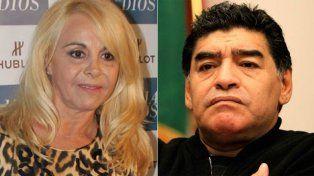 Podrían embargarle los bienes y anularle la visa a Claudia Villafañe La causa seguirá en Estados Unidos