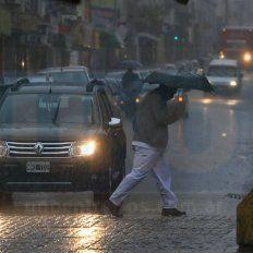 Luego de una intensa tormenta, se espera una jornada inestable con una máxima de 31 grados