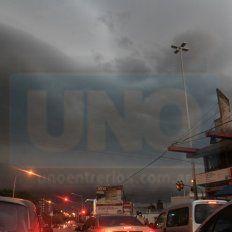 Rige un alerta por tormentas fuertes y ocasional caída de granizo para La Paz