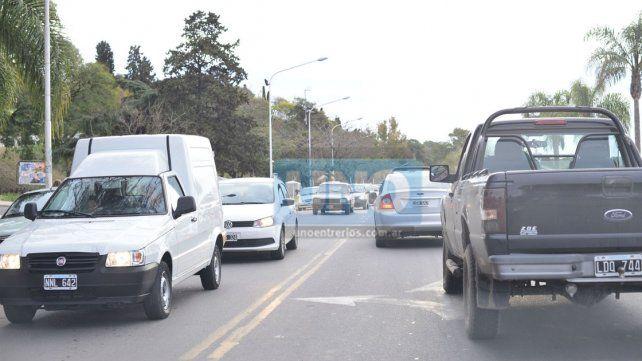 Habrá más policías en las calles y cortes de tránsito en Año Nuevo