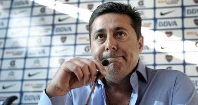 Angelici aseguró que hasta que no salga el fallo de Conmebol su club no acepta jugar ningún partido
