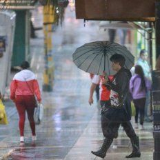 Alerta por tormentas fuertes con máxima de 29 grados en la provincia