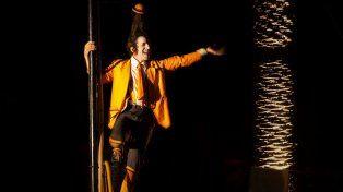 Convocante. En un año, por La Moringa pasaron 250 espectáculos y unos 24.000 espectadores.