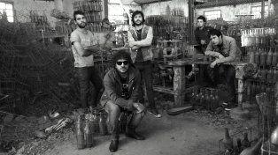 Impronta. La Medianera es una banda que pregona el interés por sus letras y sus potentes riffs.