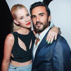 Fabián Cubero enfrentó los rumores de crisis con Nicole Neumann