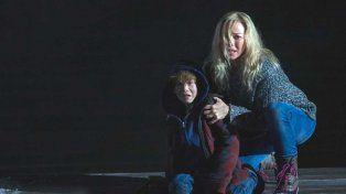 Estreno. El filme Presencia siniestra vuelve a llevar a Naomi Watts al género de terror.