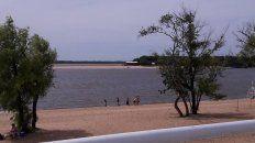 Reacondicionadas. Luego de la inundación, las playas lucen nuevas y el sector apuesta al verano.