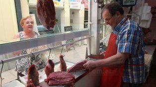 Tradición. A diferencia de otros países, en Argentina hasta ahora se consumía más carne vacuna.