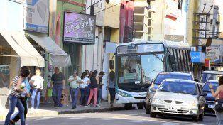Fijaron el día que será la audiencia por el transporte público de Paraná
