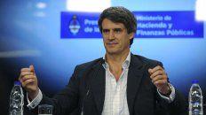 La medida había sido anunciada por el ministro de Hacienda, Alfonso Prat Gay.