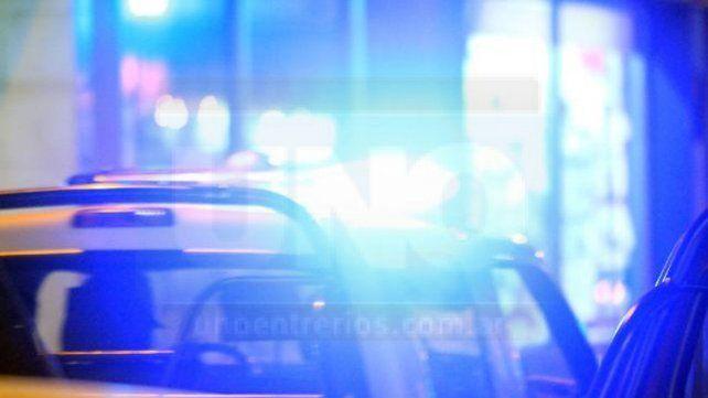 Un conductor ebrio casi provocó una tragedia en una estación de servicio