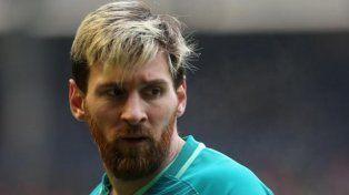Lionel Messi ratificó que se quiere quedar en el Barcelona