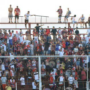 Vigilados. Los que cometan actos de violencia no podrán entrar al estadio.