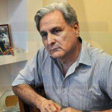 Julio Solanas, diputado nacional por el Frente para la Victoria.