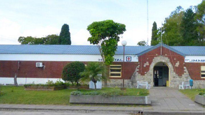 Hospital de Cerrito.