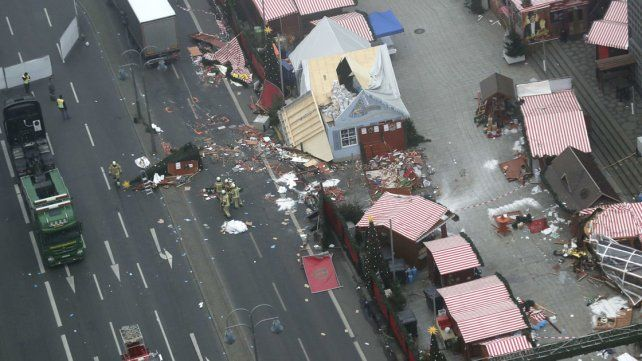 El gobierno alemán asume que está ante un ataque terrorista
