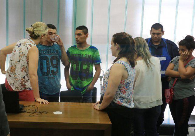 Cinco condenados por el asesinato de un joven en Bajada Grande