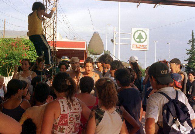 A 15 años, 15 imágenes del 20 de diciembre de 2001 en Paraná