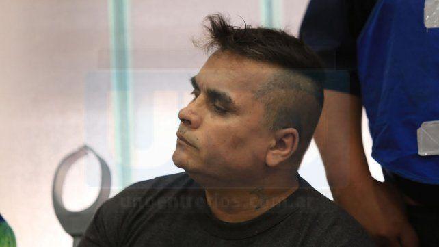 Carlos Barrios. Condenado a 12 años de prisión. Quedó con prisión domiciliaria.