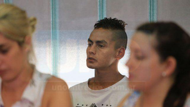 Joaquín Aranda. Condenado a 12 años de prisión. Quedó con prisión preventiva en la cárcel.