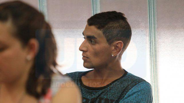 Damián Barrios. Declarado responsable del homicidio