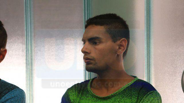 Emanuel Barrios. Condenado a 12 años de prisión. Quedó con prisión preventiva en la cárcel.