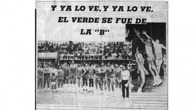 Estudiantes: a 30 años del ascenso a la Liga