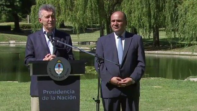 Macri valoró a todos los que fueron sensatos en el debate por Ganancias