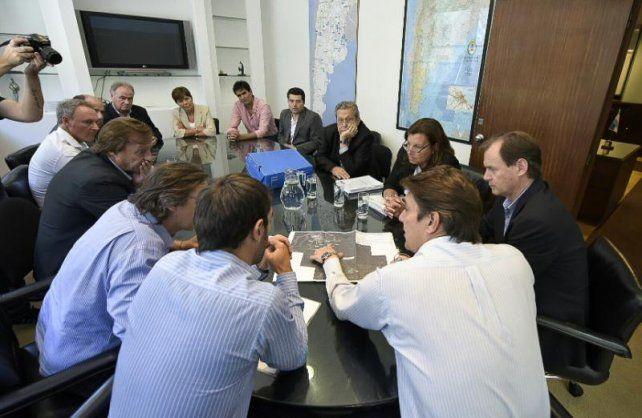 Bordet gestiona financiamiento para la Autovía Paraná Crespo y el reemplazo de 15 puentes