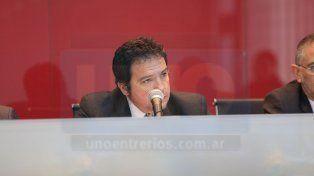 Garzón. El presidente del tribunal adelantó ayer el fallo.