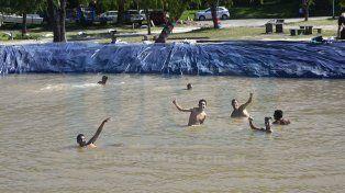 El verano ya se disfruta en las playas de Paraná