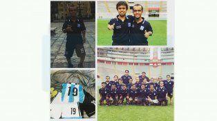 EN ACCIÓN. La Selección se subió al podio luego de mostrar un gran nivel en tierras peruanas durante el fin de semana.
