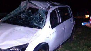 Un muerto, varios lesionados y pérdidas materiales en las rutas entrerrianas