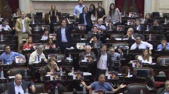Milagro Sala: Gritos e insultos en Diputados por la represión a dirigentes en Jujuy