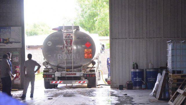 Sigue en grave estado uno de los heridos al explotar un tanque de combustible