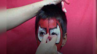 #CartaViral Todo el dolor de un niño de ocho años al que le gusta pintarse como princesa